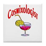 Cosmixologist Tile Coaster