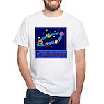 Cosmixologist White T-Shirt