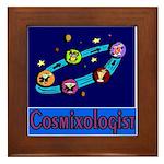 Cosmixologist Framed Tile