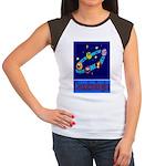Cosmixologist Women's Cap Sleeve T-Shirt