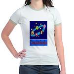 Cosmixologist Jr. Ringer T-Shirt