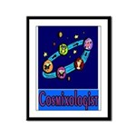 Cosmixologist Framed Panel Print