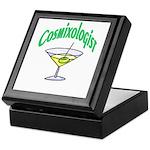 Cosmixologist Keepsake Box