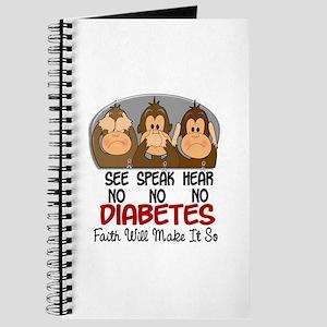 See Speak Hear No Diabetes 1 Journal