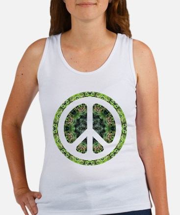 CND Floral7 Women's Tank Top