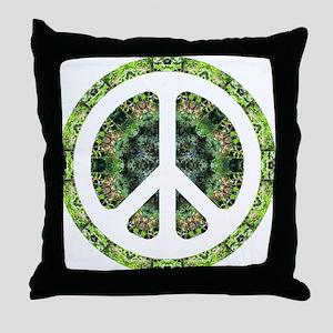 CND Floral7 Throw Pillow