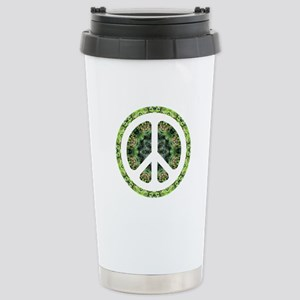 CND Floral7 Stainless Steel Travel Mug