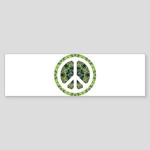CND Floral7 Bumper Sticker