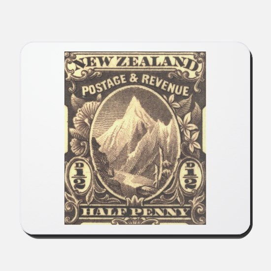 New Zealand Pictorials Mousepad