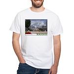 White T-Shirt - madison