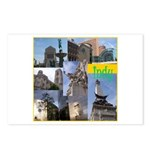 Postcards (Package of 8) - indy