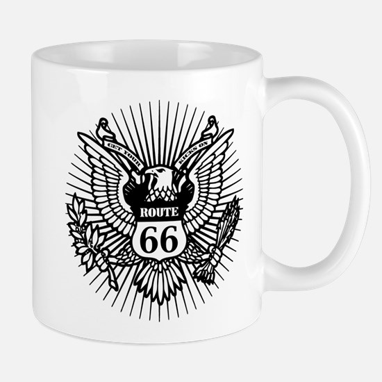 Official Rt. 66 Mug