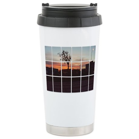 Winnipeg Sunrise Stainless Steel Travel Mug