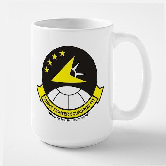 VFA-115 Large Mug