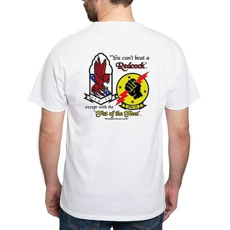 VFA-25 2 SIDE White T-Shirt