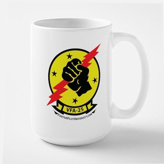 VFA-25 Large Mug