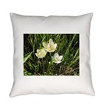 Parnasus Flower Everyday Pillow