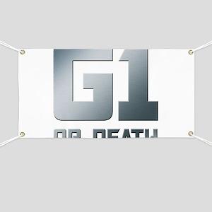 G1 or Death Banner