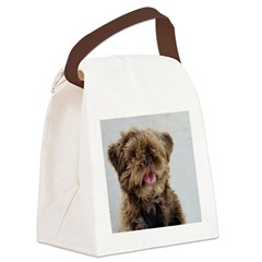 Gaby Canvas Lunch Bag