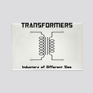 Transfomers Inductors of Different Size Rectangle