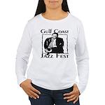 Jazz Fest Gulf Coast Women's Long Sleeve T-Shirt