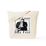 Jazz Fest Gulf Coast Tote Bag