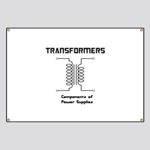 Transformers Components of Power Supplies Banner