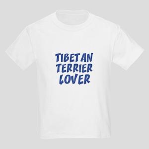 TIBETAN TERRIER LOVER Kids T-Shirt