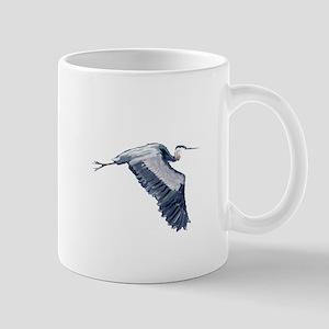 heron design Mug