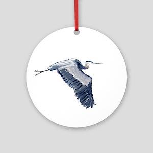 heron design Ornament (Round)