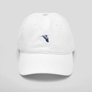 heron design Cap