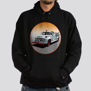 The Big Job Firetruck Hoodie (dark)