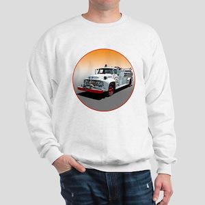 The Big Job Firetruck Sweatshirt