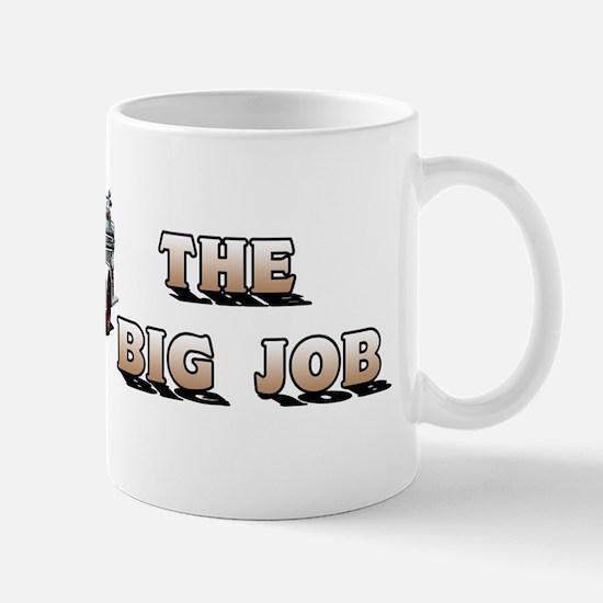 56F800BigJob-bev Mugs