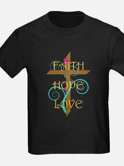 Faith Hope Love T