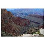 Moran Point at Grand Canyon 4845 Large Poster