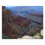 Moran Point at Grand Canyon 4845 Small Poster