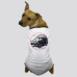 The Touring T Dog T-Shirt