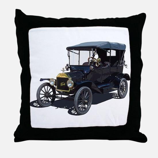 Unique Model Throw Pillow