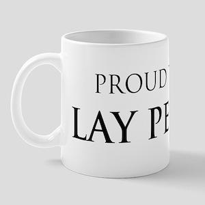 Proud Lay Person Mug