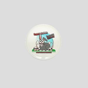 Rabid Rabbit Mini Button
