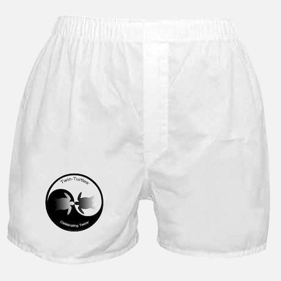 Twin Yin Yang Boxer Shorts