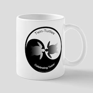 Twin Yin Yang Mug