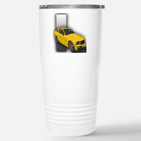 MustangGT-RWB Stainless Steel Travel Mug
