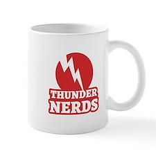 Thunder Nerds Logo Mugs