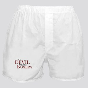 The Devil Wears Boxers