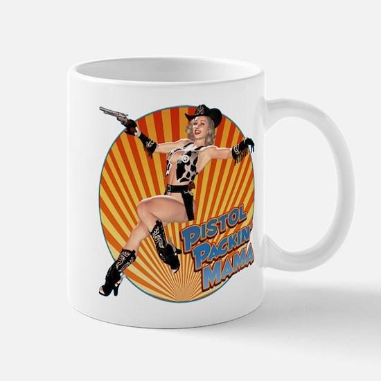 Pistol Packin' Mama Mug
