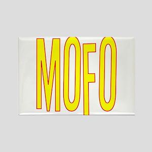 MOFO Rectangle Magnet