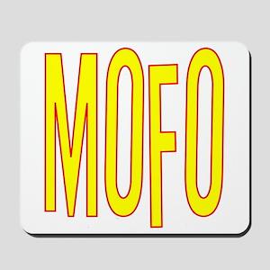 MOFO Mousepad