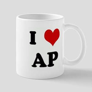 I Love AP Mug